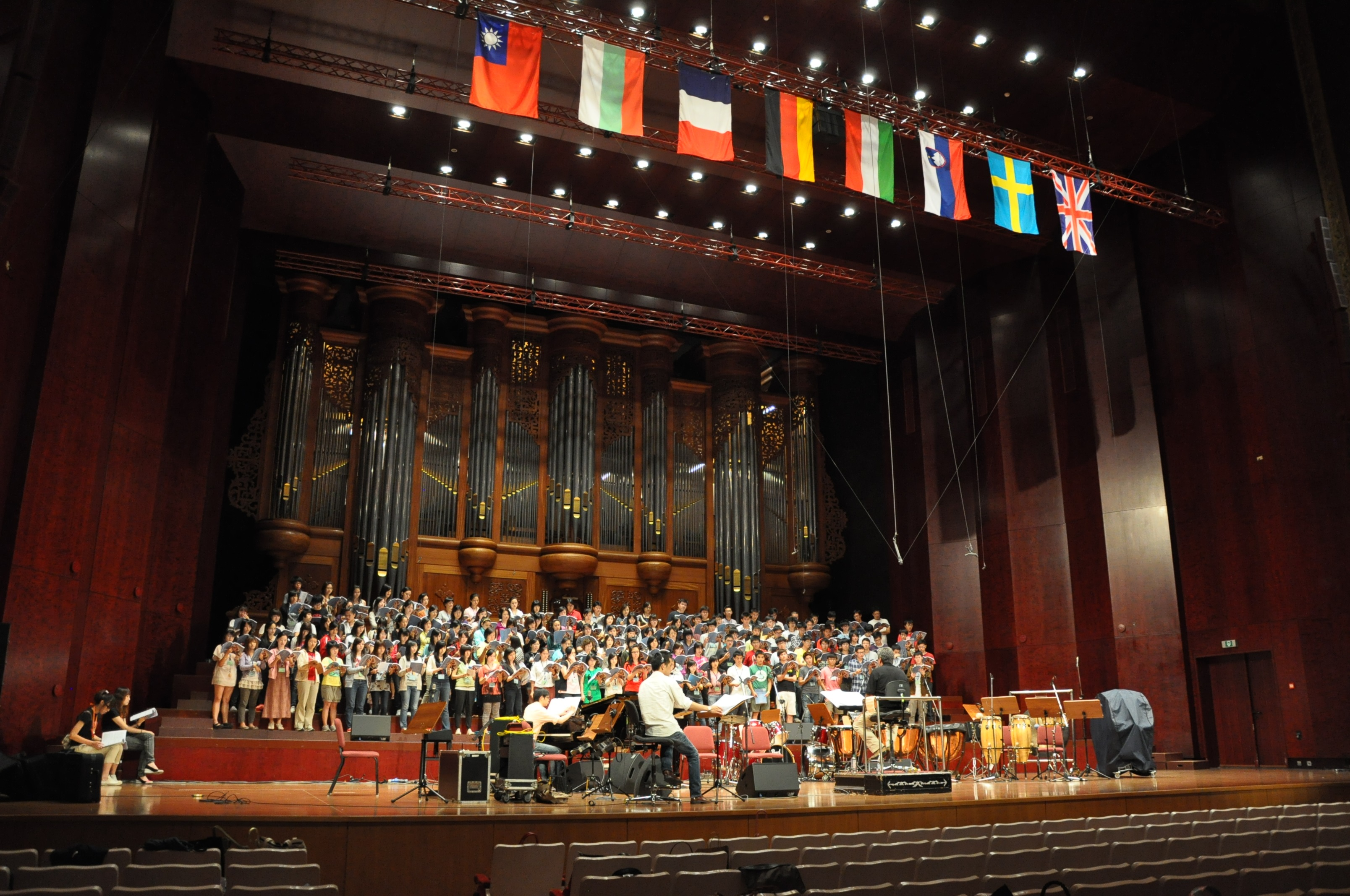 The Choral Music of Taiwan - The IFCM Magazine