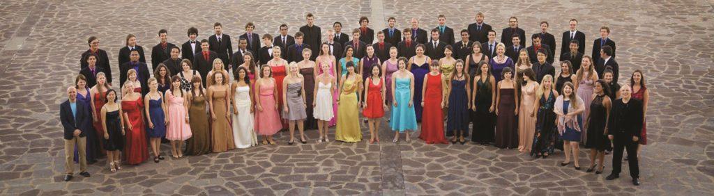 Asociación Cultural Reyes Bartlet, Tenerife © Foundation World Youth Choir