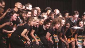 Nelson Mandela Metropolitan University Choir - Dolf Rabus © Modfestival