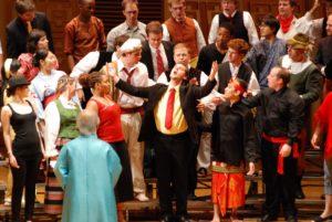 World Youth Choir concert in Hong Kong China - © Foundation World Youth Choir