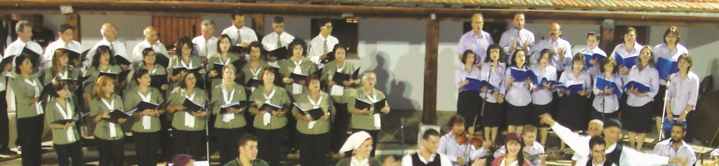 "Concert by the Choirs ""Ermis Aradippou"" and ""Kimon Xylotympou"""