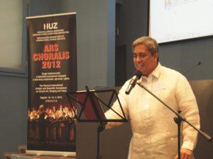 A lecture by Jonathan (JoJo) Velasco