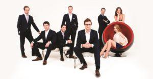 The British Ensemble VOCES8