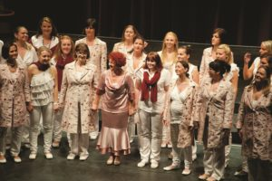 Choir Cantilena; conductor: Elisabeth Ziegler - © foto Schoerg