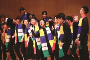 Asia Pacific Youth Choir in Beijing (2012)