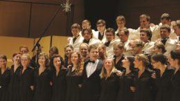 'Kamēr...' Youth Choir, Latvia, winner of the Grand Prix