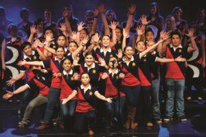 Philippine Madrigal Singers. Director: Mark A. Carpio - Virginie Meigné © Polyfollia