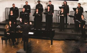 Yale Choral Artists