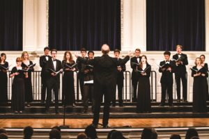 Cambridge University Chamber Choir