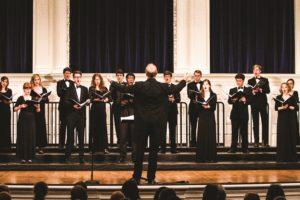 Cambridge University Chamber Choir