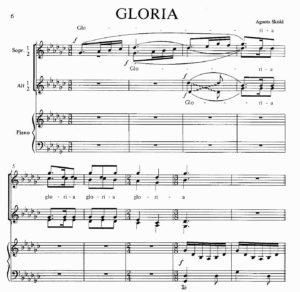 Sköld, Gloria, Walton Music HL08500321