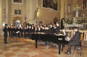 "Children's Choir ""C.Eccher Val di Sole"" - Dir. Marcella Endrizzi"