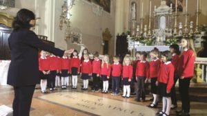 """Children's Choir """"Fran Venturini"""" - Dir. Suzana Zerjal"""