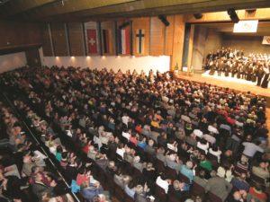 © International Chamber Choir Competition Marktoberdorf 2013