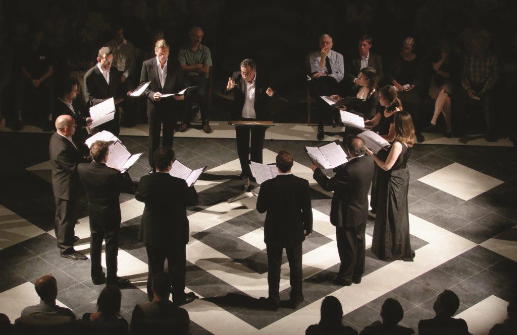 Huelgas Ensemble in concert ©Luk Van Eeckhout