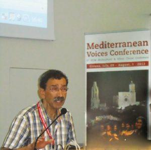 Fethi Zhgonda (Tunisia) - lecturer