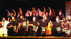 Nelson Mandela University Choir
