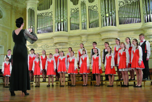 Children's Choir Allegri (Novouralsk, Russia)