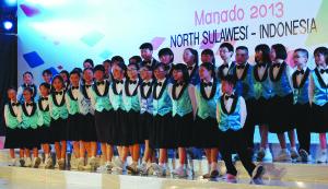 SJKC Kung Man Choir, Malaysia