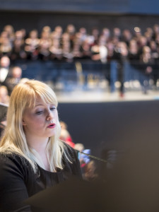 Harpa Dögg Fríðudóttir - The University of Iceland Choir