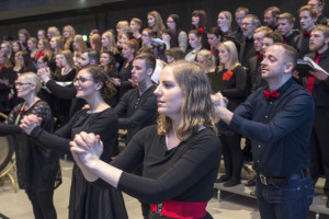Sign Language Choir & Choir of Flensburg & Vocal Project