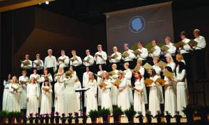 Choir Laiks from Liepaja, Latvia Cond. Ilze Balode