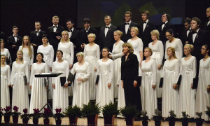 Youth Choir INTIS, Liepaja, Latvia: Cond. Ilze Valce