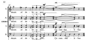 Example 2 -  Beati Quorum Remissae - m. 47-49