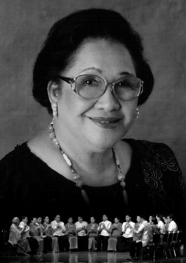 Andrea Veneracion, July 11, 1928 – July 9, 2013