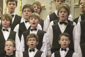 Azuoliukas Boy's and Youth Choir, Lithuania