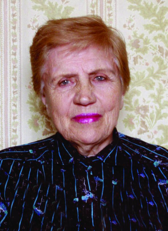 Claudia Philippovna Nikol'skaya-Beregovskaya