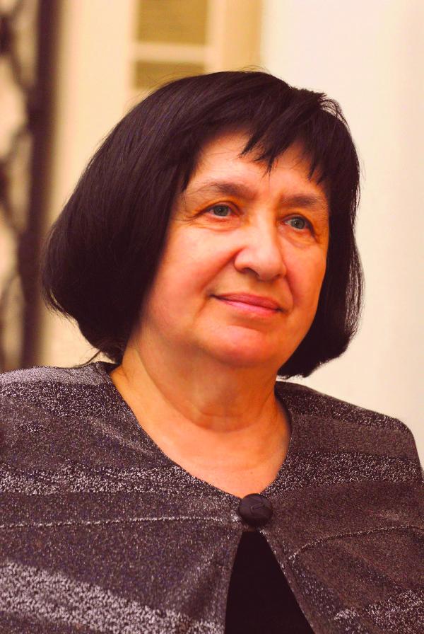 Zhdanova Tatiana Aramovna