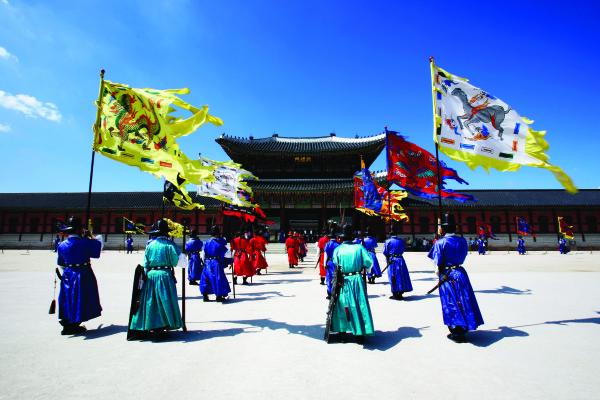 Kyungbok Palace