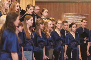 Tartu Youth Choir, Tartu, Estonia ©Cantate Domino