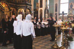 Ivanovo Chamber Choir, Russia, dir. Evgeny Bobrov ©Cantate Domino