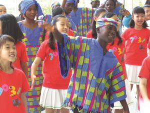 African Children Sing! in Seoul (2008)