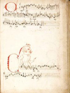 Carver Choirbook Adv.MS.5.1.15, fol.28 recto
