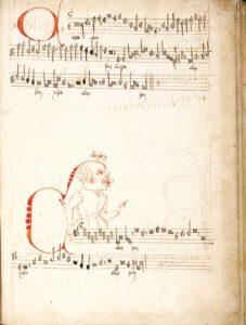 Carver Choirbook Adv.MS.5.1.15, fol.28 recto