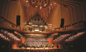 Gondwana Choirs Sydney Opera House