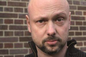 Theatre director Andreas Rehschuh as Orlando di Lasso