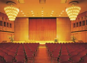 The Mendelssohn-Saal of the Gewandhaus – home to Amarcord