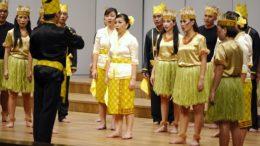 Minahasa Regency Choir (Indonesia)