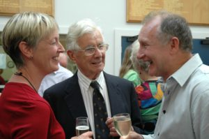 Christine Argyle, Peter Godfrey (NZ Icon), Grant Hutchinson