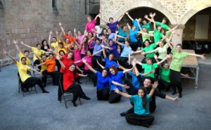 Leioa Kantika Korala, Basque Country, Spain - The Leioa Choral School at the Municipal Music School of Leioa