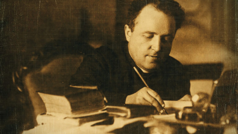 The Composer Lorenzo Perosi
