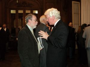 IFCM Interim President Michael Anderson and Vice-President Daniel Garavano