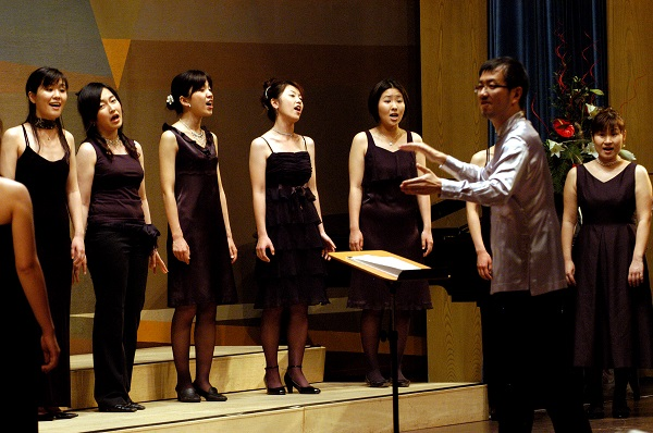 Eastern Light: Choral Music from Asia – Part 1 - The IFCM