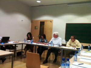 Meeting time in Barcelona - Photo: Andrea Angelini