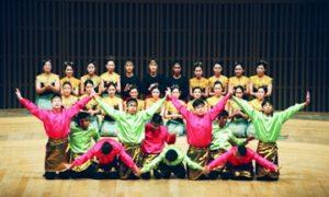 Parayangna Catholic University Choir, Indonesia at WSCM7 - Photo: Dolf Rabus