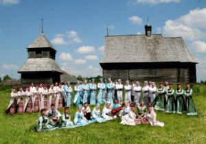 The National Academic Folk Choir named after G. Tsitovich